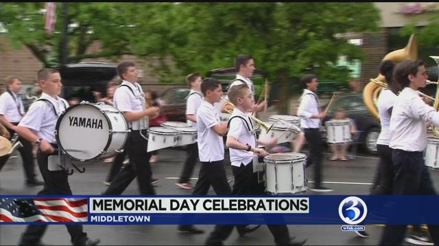 Middletown parade vows to go ahead despite rain