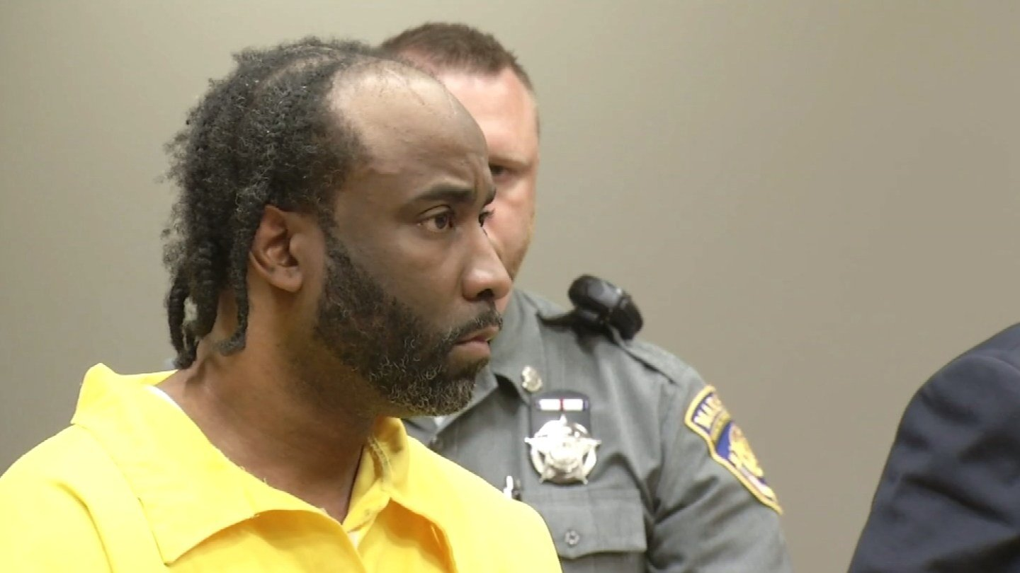 Patrick Miles during a previous court appearance. (WFSB file photo)