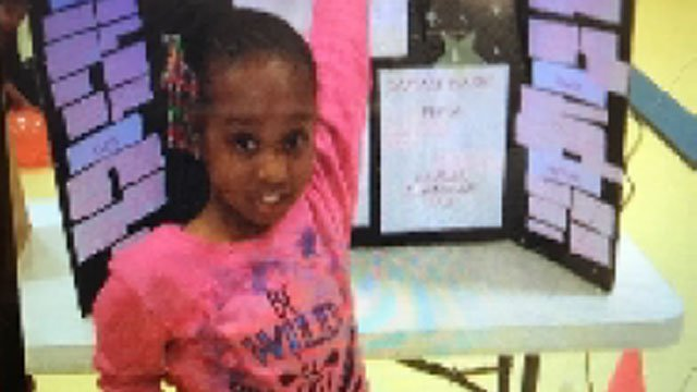 Police are looking for 7-year-old Paige Prescod. (Hartford Police Department)
