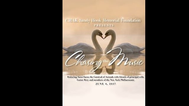 Turning tragedy into triumph through the power of music, as a benefit concert brings world class musicians to Connecticut on Sunday. (WFSB)