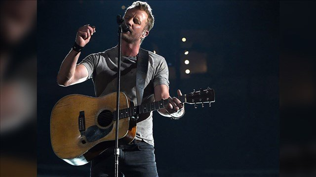 Dierks Bently. (MGN photo)
