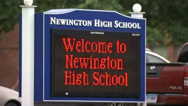 Newington High School (WFSB)