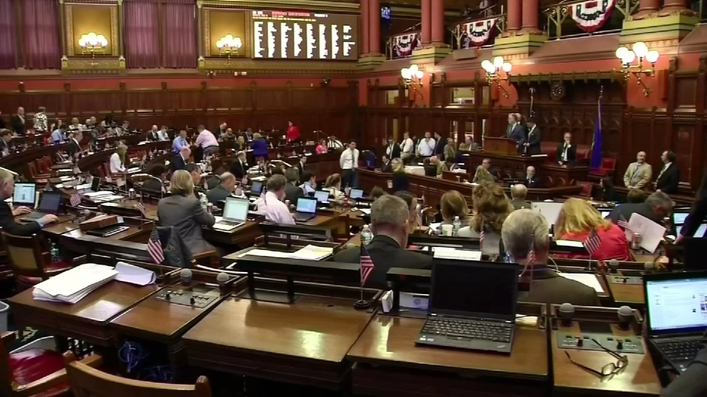 Lawmakers are poised to pass a bill that would make hate crimes in Connecticut a felony. (WFSB file photo)