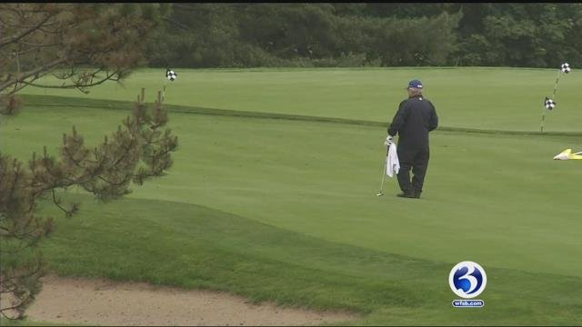Rainy weather is impacting golf courses in CT (WFSB)