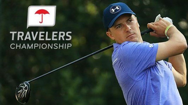 Jordan Spieth announced his commitment to the Travelers Championship on Thursday. (Travelers Championship photo)