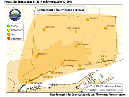 Courtesy CT Department of Energy and Environmental Protection.