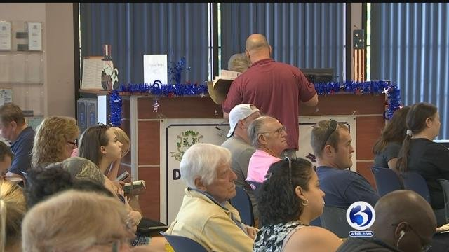 Connecticut's Department of Motor Vehicles has announced special hours for the upcoming New Year's Day holiday. (WFSB file photo)