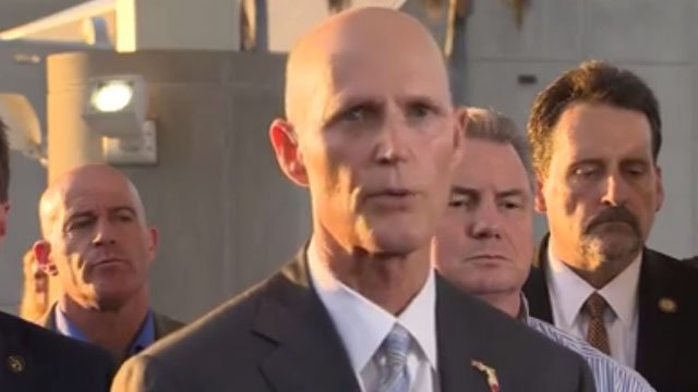 Florida Gov. Rick Scott to visit Connecticut next week. (WFSB)