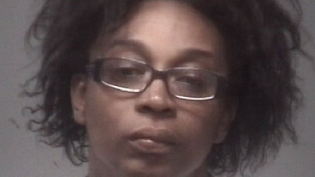 Sonya B. Bracy was one of two people arrested after the robbery of a pizza delivery man in New Haven early Monday.(New Haven Police Department)