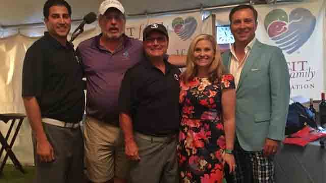 11th Annual Petit Family Foundation Golf Tournament held Monday. (WFSB)