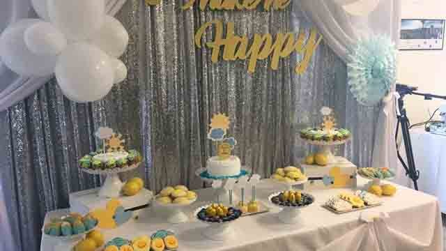 The 7th annual Operation Shower was held on Tuesday (WFSB)