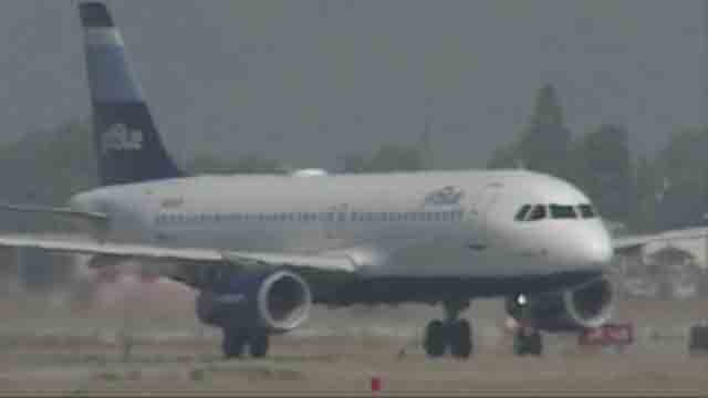 A woman is suing JetBlue following an allergic reaction on a flight (WFSB)