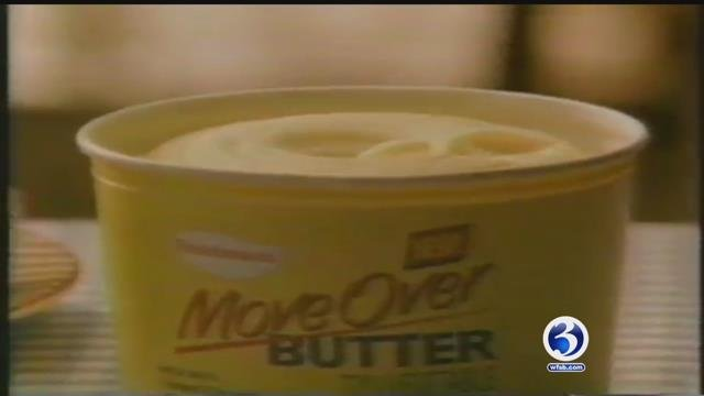 'Moooove' over butter commercial from the 90s