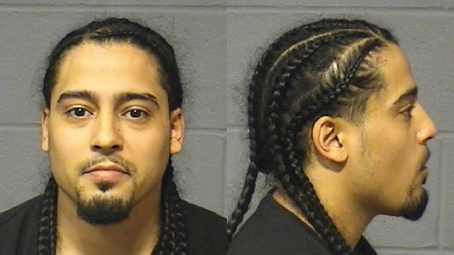 Enrique Perez  was arrested for a shooting in November. (Hartford Police Department)