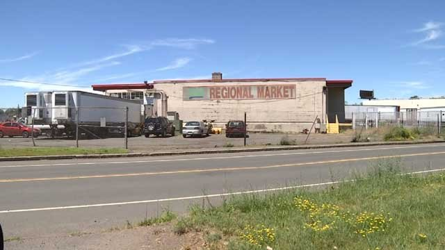 A longtime business owner said he's considering leaving the Hartford Regional Market (WFSB)