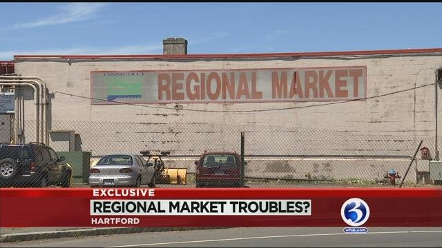 Longtime business owner at Hartford Regional Market may relocate