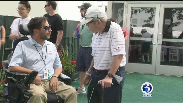 Travelers Championship is more than just a golf tournament; it raises money for charity (WFSB)