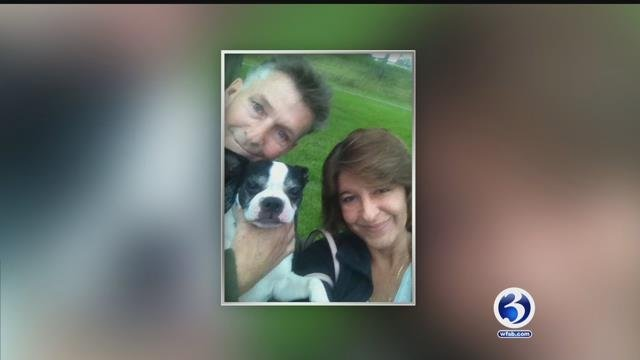 Rocky Hill family's dog was inside car when it was stolen