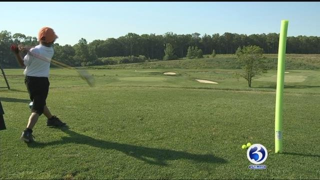 First Tee program teaches life lessons