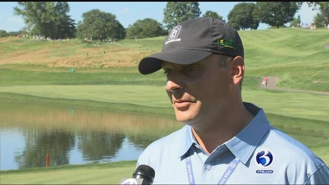 The TPC River Highlands in Cromwell will reopen on Tuesday after the Travelers Championship. (WFSB)
