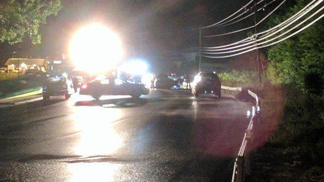 Two people were killed and two others injured in a crash early Sunday morning (WFSB).