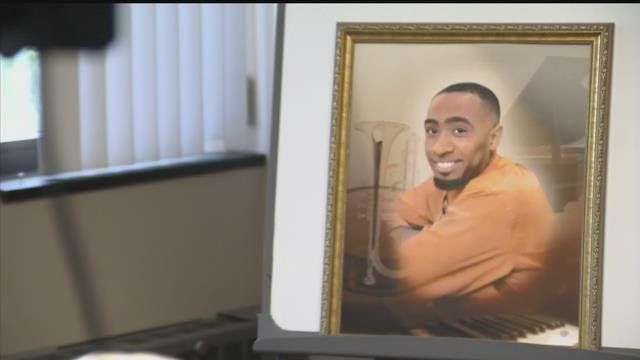 Waterbury police are offering reward in the unresolved murder of 25-year-old Cameron Chapman. (WFSB)
