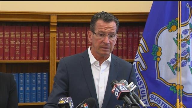 "Gov. Dannel Malloy  is making a strong, renewed pitch for Connecticut legislators to pass his temporary so-called ""mini budget."" (WFSB file photo)"