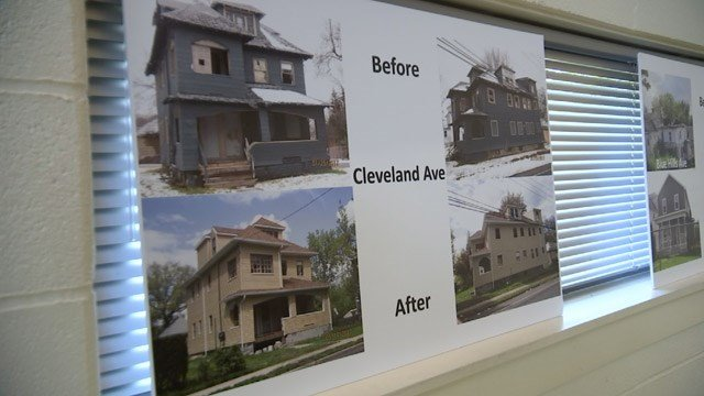 Hartford city leaders are working to fight blight (WFSB)