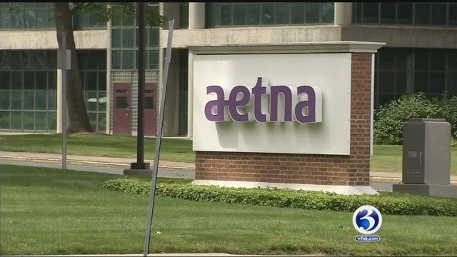 An Aetna envelope window reveals patients' HIV status. (WFSB file photo)