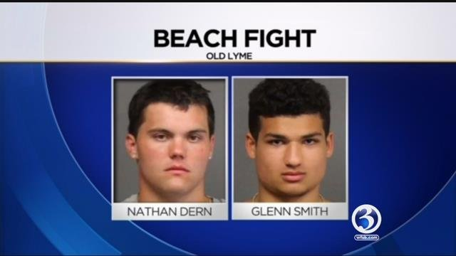 Two arrests are the result of this fight (Old Lyme Police)
