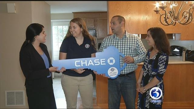 A CT veteran is getting a new start with a new home (WFSB)