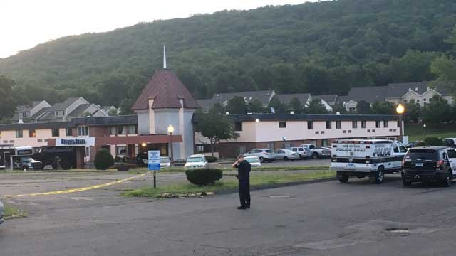 Police are investigating a suspicious death at a hotel in Berlin (WFSB)