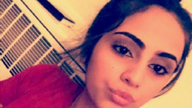 Junnat Imran was reported missing on Wednesday (Cheshire Police Department)
