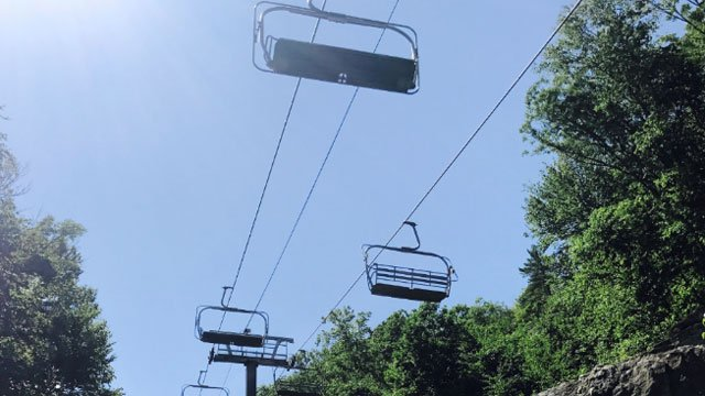 Lake Compounce said it is closing its Sky Ride after 20 years. (Lake Compounce)