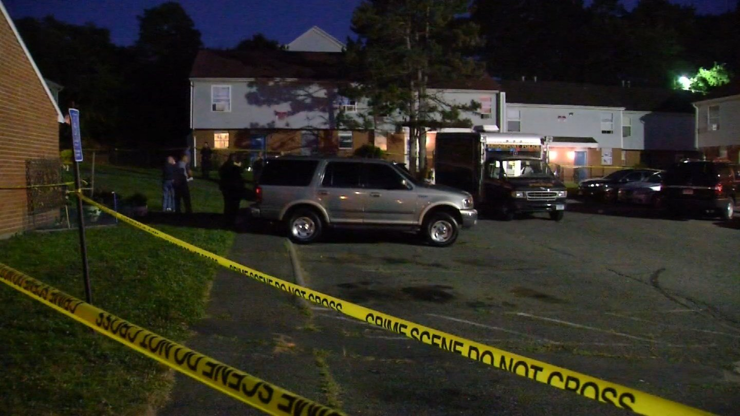 A man and a woman are dead in an apparent murder-suicide that happened inside an apartment at the Trumbull Gardens in Bridgeport on Wednesday night. (WFSB)