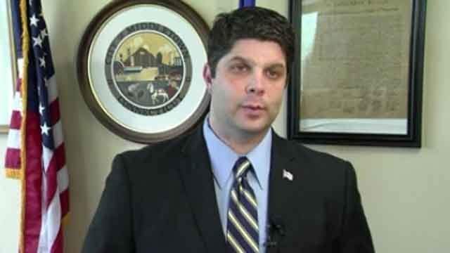 Mayor Dan Drew will announce his candidacy for governor on Wednesday (WFSB)