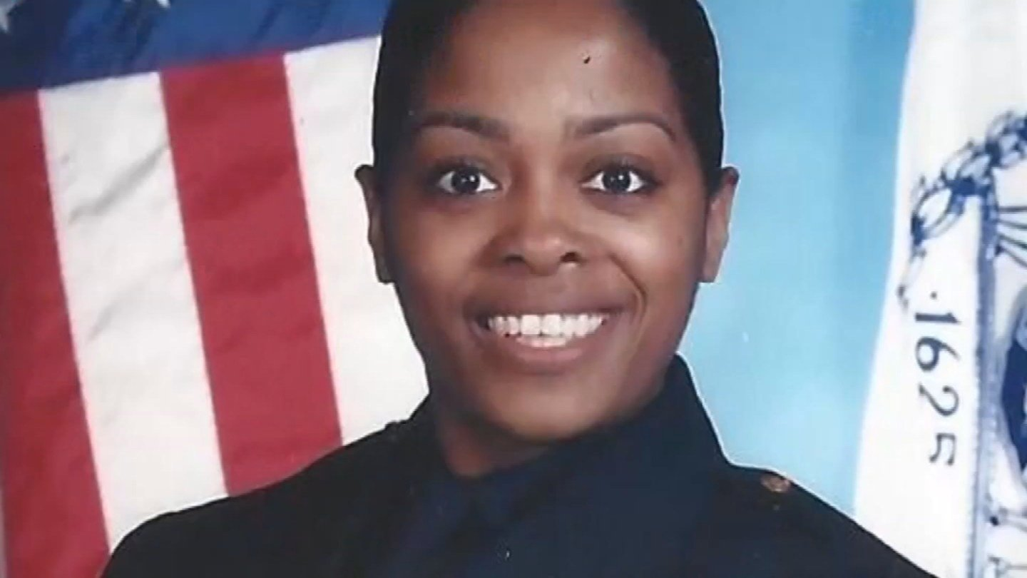 Officer Miosotis Familia was shot and killed last week in New York City. (CNN photo)