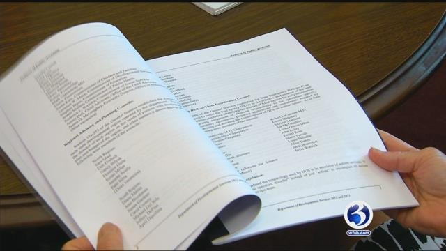 A state auditor's report done between 2012 and 2013 discovered the paid leave for state workers. (WFSB)