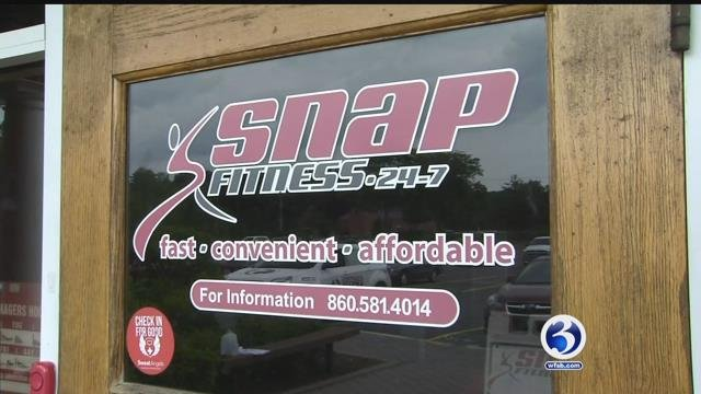 SNAP Fitness in Avon closes abruptly. (WFSB)