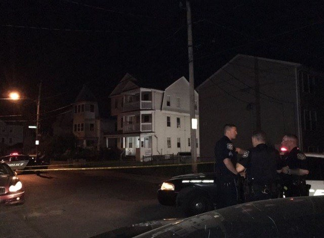 Police are responding to an incident on Englewood Avenue in Waterbury. (WFSB)