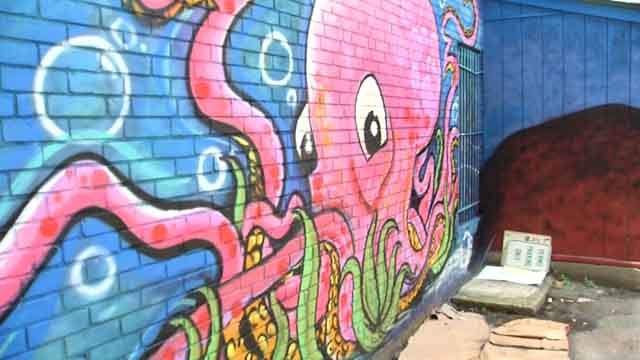 An artist in Meriden is making the city more beautiful, one mural at a time (WFSB)