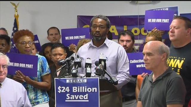CT unions OK labor savings plan