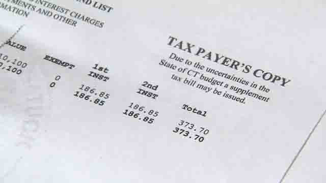 The Naugatuck Tax Collector admitted to altering a woman's check. (WFSB)