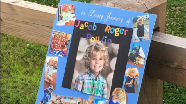The Ellington community is rallying behind a local family and raising big money to honor this little boy. (WFSB)