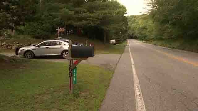 A person has died after being hit by a car in North Stonington on Tuesday (WFSB)