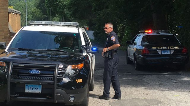Police conduct untimely death investigation at Sunnyside Board Ramp, Shelton