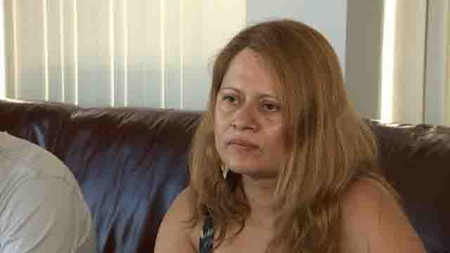 Nury Chavarria came to the U.S. at 19 years old. (WFSB)