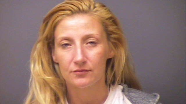 Danielle L. Dubicki was arrested in connection with a violent Norwich home invasion. (Norwich police)