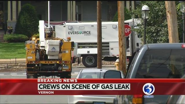 Veterans home among those evacuated due to Vernon gas leak