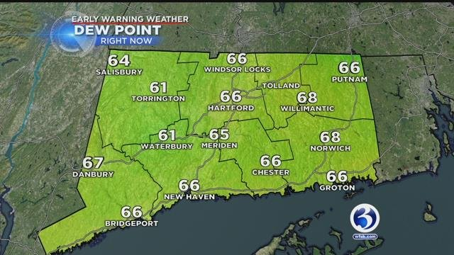 Heat wave expected to continue today; Storms possible for weekend